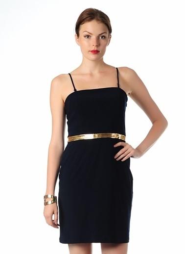 Caramel Elbise Lacivert